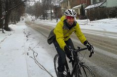 Celebrate Winter Bike to Work Day on February 10. By Karen Halley of GreenUP. Leave the car behind next Friday and try cycling to work.