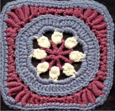 "Apple Blossom Time ~ free pattern 6"" G Hook"