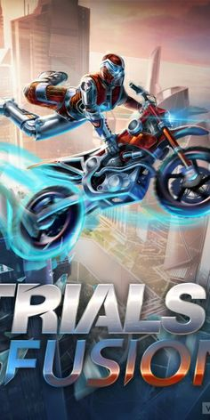 Joystiq Streams Trials Fusion and the art of the faceplant -  Rage can be one of gaming's sweetest plums. Not the sort of rage where you flip out on a cheater in Titanfall or lose a particularly thorny League of Legends match. Sweet rage