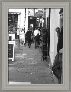 #Camden Passage #Framed #Print