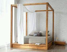 15 Quartos Modernos - Camas com Dossel! Canopy BedsModern Canopy BedQueen ... & Retro Glitz Quatrefoil Queen Canopy Bed | Overstock.com Shopping ...