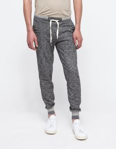 Salt & Pepper Knitted Joggers