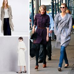 Trench Coats for Spring; New Jewelry; @Bonobos Introduces @Amy Ross label and More #Shopping News - NYTimes.com