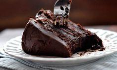 Moist Chocolate Cake - Foodess