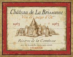 Chateau de La Brissonne (Daphne Brissonnet)