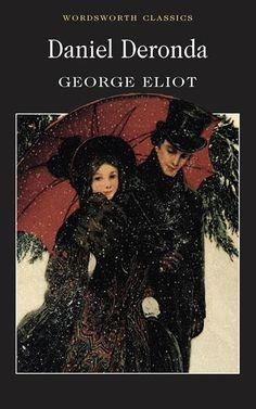 """George Eliot """"Daniel Deronda"""" #reading #books #authors"""
