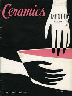 Ceramics monthly 1953