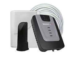 weBoost Home 4G Cell Phone Signal Booster for Home and Office - Enhance Your Signal up to 32x. Can Cover up to 1500 sq ft or Small Home. For Multiple Devices and Users.
