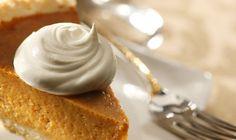 Mini tarta de calabaza