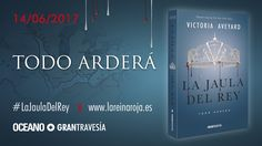 #LaJauladelRey #KingsCage #LaReinaRoja #RedQueen #LaEspadadeCristal #GlassSword #CoronaCruel #CruelCrown #LibertadParaMare #LaGuardiaEscarlata #ScarletGuard #LibreroenGuardiaEscarlata #VictoriaAveyard #literaturajuvenil #libros #YA #GTravesia #librerias #bibliotecas #books #bookshops