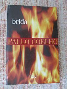 Livro Brida - Paulo Coelho #leitura #literatura #magia #wicca #FicaADica #esoterismo #esoterico #bruxaria
