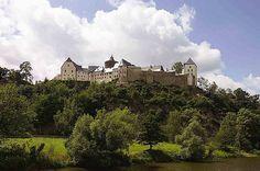 Burg Mildenstein, D-04703 Leisnig im Landkreis Mittelsachsen, Sachsen. Foto: Thomas Schlegel © Schlösserland Sachsen