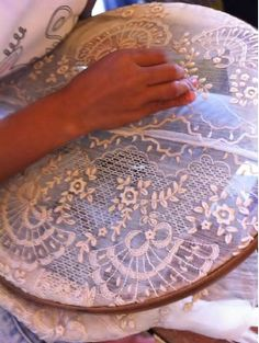 Barong Tagalog lace inspiration for wedding cake#Philippines