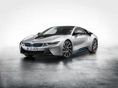 EYECANDY - as if the Karma has reincarnated ;) - I think I need this car - De revolutionaire BMW i8.