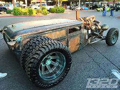 Welder Up's dually diesel rod