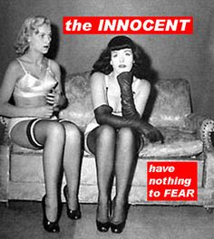 Bettie Page (after Barbara Kruger)