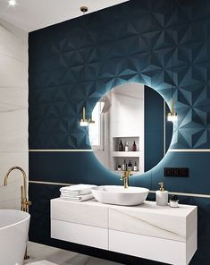 Discover ideas about Dream Bathrooms « Home Decor The Effective Pictures We Offer You About cleaning bathroom with shaving cream A quality picture can tell you many things. You can find the most b Interior House Colors, Interior Design Studio, Interior Design Instagram, Interior Plants, Bathroom Design Luxury, Modern Bathroom Design, Bathroom Designs, Dream Bathrooms, Beautiful Bathrooms