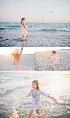 maegan and family : boston family photographer  #beach #portraits #sunset