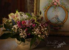 ! A rose affair - Photo © Hélène Flont‿ ◕✿ Bouquet et fleurs fraiches