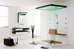 Contemporary Bathroom Sets from Hoesch