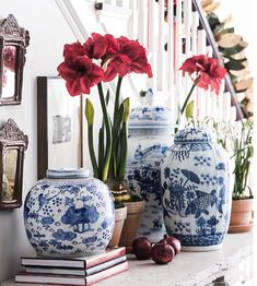 The Pink Pagoda: Blue and White Monday                              …