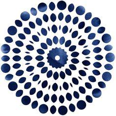 Abstract Watercolor Set of 2 Prints Mandala Circle Geometric art... ($16) ❤ liked on Polyvore featuring home, home decor, wall art, circle, circular, filler, round, mandala wall art, navy blue home decor and indigo home decor