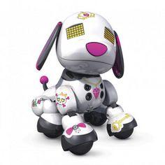 Zoomer Zuppies 'Scarlet' Interactive Puppy