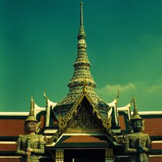 Bangkok! How magnificent. Can't wait to check this out!  *The Grand Palace was AMAZING!! The structures and temples were incredible.