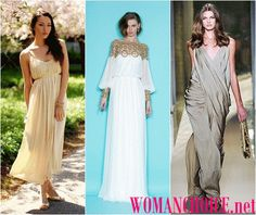 Греческое платье - 115 фото