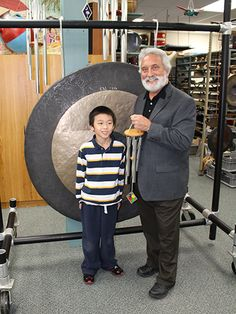 Wonderful article about our friend Tyler Doi and our founder Garry Kvistad, creator of Woodstock Chimes for Autism!