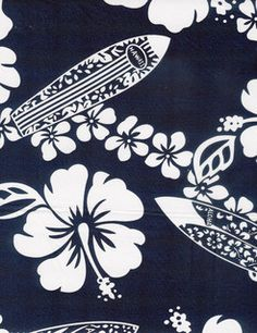 Hawaiian Bedding Prints - tropical - bedding - other metro - by Surfer Bedding