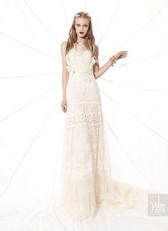 vestido novia Danae