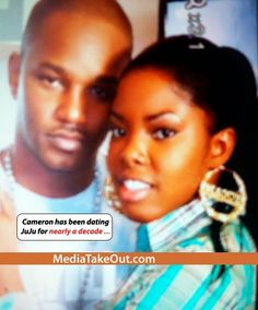 November 21 2017: Barnicoz blog.com told you guys WEEKS ago that Camron and his longtime GF JuJu were ON BREAK. But it looks like one of Cams NEW CHICKS  is trying to start mess. Online reports showed that the new girl started messing with JuJu and her sister on The Gram. And then things went ALL THE WAY LEFT. Heres the new girl: Here are the two ladies FIGHTING and the girl is admitting to having RELATIONS with Cam. And shes now CLOWNING JuJu: