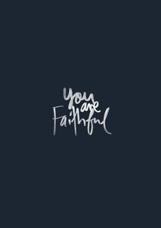 """Faithful- Dave Grace (Parachute Music) [ 1997 ] From the album """"You Alone"""" byThe Parachute Band"""