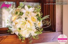 "FLOWERS BY MORNINGSIDE FLORIST  //  MORNINGSIDEFLORIST.COM     From the ""Take The Plunge"" feature in the Winter/Spring 2017 issue of Real Weddings Magazine, Shoop's Photography © Real Weddings Magazine, www.realweddingsmag.com. For a full list of vendors on this styled shoot, and to see more photos, go to: http://realweddingsmag.com/sacramento-wedding-inspiration-take-the-plunge-the-layout-from-the-winterspring-2017-issue-of-real-weddings-magazine/"