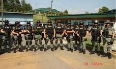 Tiny Georgia police department posts terrifying SWAT video - The Washington Post