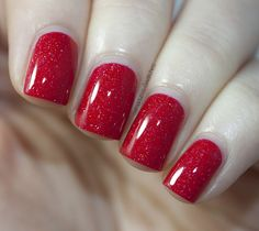 Picture Polish: o'hara http://www.samariums-swatches.com/2013/04/picture-polish-gene-doll-ohara-violet.html