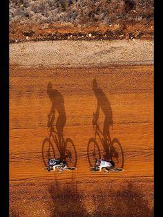 Cycling Art !!