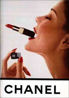 chanel lipstick-something with my name on it!
