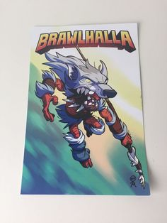 Lootcrate Brawlhalla Card and Code Steam See Image | eBay
