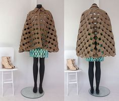 Origami-inspired Fashion Designs ~ Ajurette Magablog