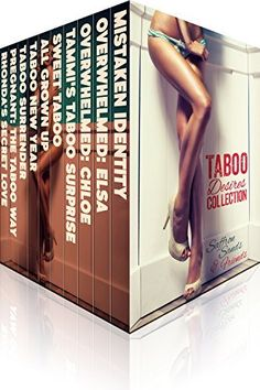 Taboo Desires Collection by Carl East, http://www.amazon.com/dp/B00SAVD7DI/ref=cm_sw_r_pi_dp_MlFUub1QKWXCC Just $0.99 for the next five days.