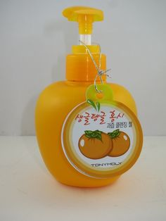 Tony Moly Real Persimmon Juice Cleansing Gel