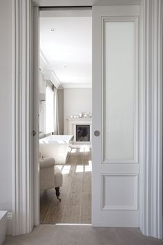 A Cool Natural Lighting Tip Is To Remove Doors Entirely For Better Light Flow Especially In Tiny Apartment