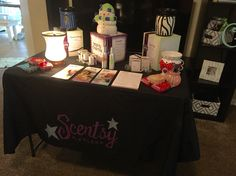 Scentsy home party