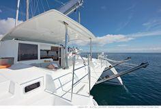 Lagoon 421 #yacht