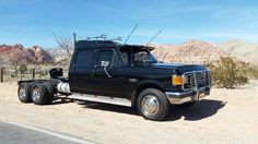 Ford-F-350-Cowboy-Special-Ford-F-350-Tandem-Axle-Dually