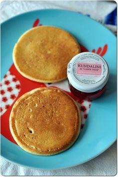 Pancakes à la ricotta et Kundalini THEODOR, chez Bergeou, on  ne plaisante pas avec le tea time