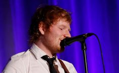 Ed sheeran stutters and on june 8 the american institute for