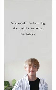 Being strange is the best thing that can happen … – New ideas- # the best … – BTS Wallpapers Bts Song Lyrics, Bts Lyrics Quotes, Bts Qoutes, Kpop, Bts Wallpaper Lyrics, Phone Wallpaper Quotes, V Quote, Frases Bts, Bts Texts